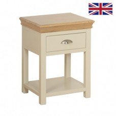 Lundy 1 drawer Nightstand