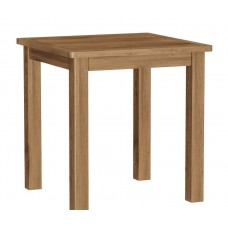 Rachael Oak Fixed top table