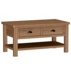 Rachael Oak large coffee table
