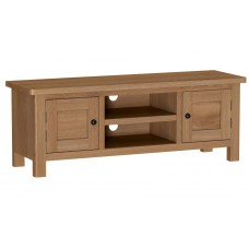 Rachael Oak Large tv unit
