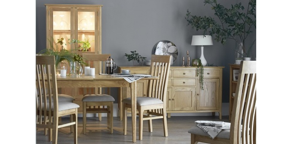 Our new light oak Neptune range