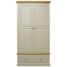 Duchess Painted 1 Drawer Wardrobe