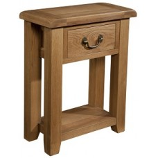 Somerset 1 Drawer Console Table