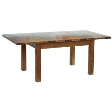 "Rustic 4'4"" Extending Table"
