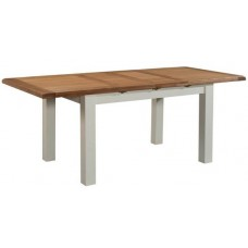 "Cornwall 4'4"" Dining Table With 2 Extensi"