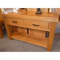 Clovelly 2 Drawer Console Table