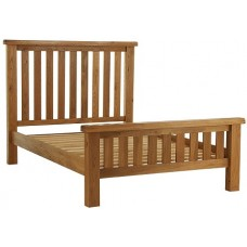 "Hampshire 4'6"" Bed"