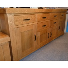 Clovelly Extra Large Sideboard with 6 drawers