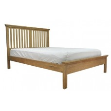 Cranworth Oak 4'6'' Bed