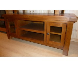 Harvest Oak large tv unit