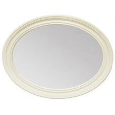Edwardian Oval wall Mirror