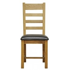 Cranworth Ladder Back Chair PU