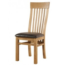Avon Curved Back Dining Chair