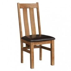 Arizona Medium Oak Chair