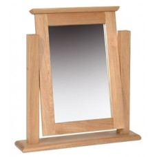 Evian Single Dressing Table Mirror