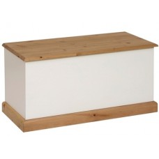 Torridge Painted Blanket Box