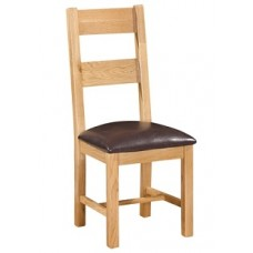 Evian Ladder Back Chair
