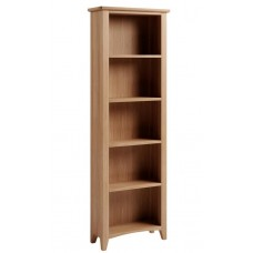 Olga oak Large Bookcase