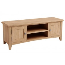 Olga oak Large TV Unit