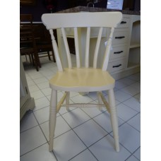 High Slat Chair