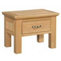 Siena Side Table With Drawer
